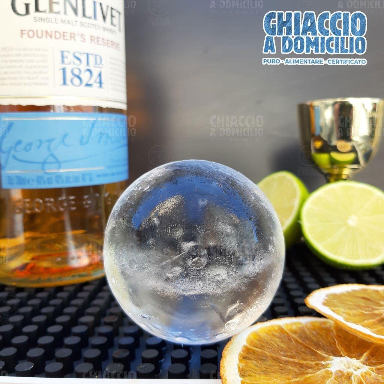 Ice Ball 6 cm diametro