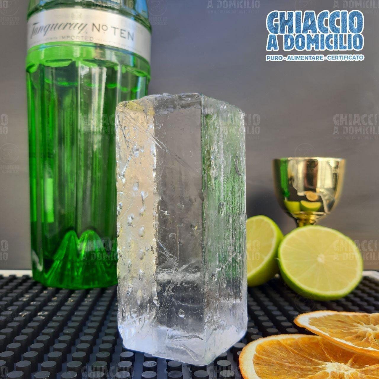 Ice Chunk 4x4x10 cm